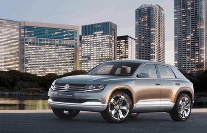 2011 Volkswagen Cross Coupé concept 11