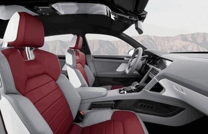 2011 Volkswagen Cross Coupé concept 14