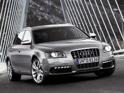 2006 Audi S6 Avant 1