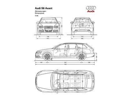 2006 Audi S6 Avant 15