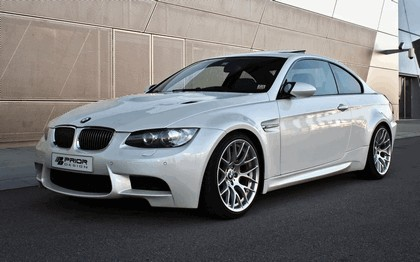 2011 BMW 3er ( E92 ) with widebody kit by Prior Design 1