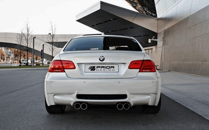 2011 BMW 3er ( E92 ) with widebody kit by Prior Design 5