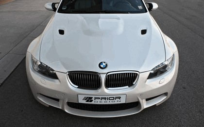 2011 BMW 3er ( E92 ) with widebody kit by Prior Design 7