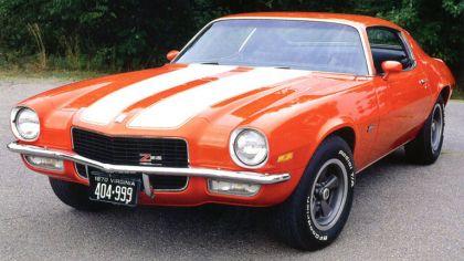 1970 Chevrolet Camaro Z28 6