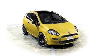 2011 Fiat Punto Born this way - show car 1