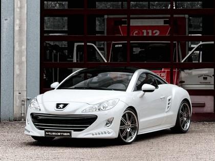 2011 Peugeot RCZ by Musketier 1