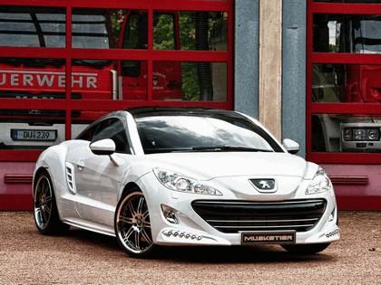 2011 Peugeot RCZ by Musketier 4