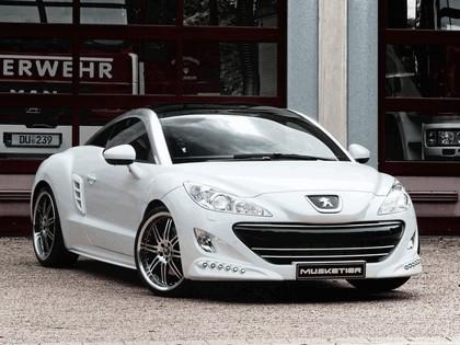 2011 Peugeot RCZ by Musketier 5