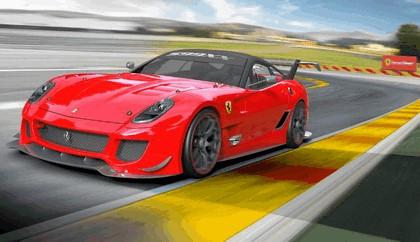 2011 Ferrari 599XX Evoluzione 1