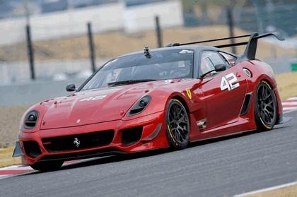 2011 Ferrari 599XX Evoluzione 6