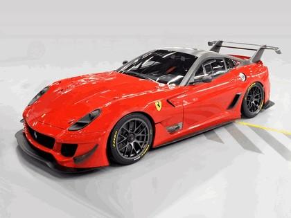 2011 Ferrari 599XX Evoluzione 10