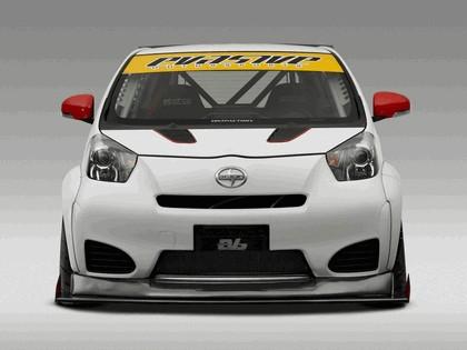 2011 Toyota iQ Evasive 4