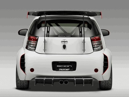 2011 Toyota iQ Evasive 5