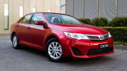 2011 Toyota Camry Altise 4