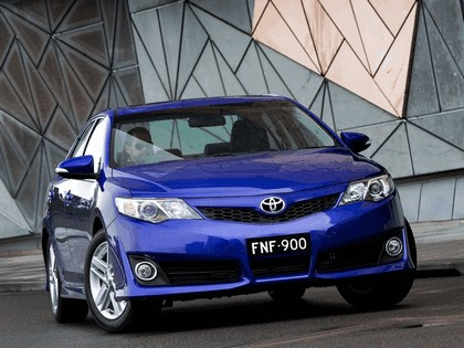 2011 Toyota Camry Atara SX 8