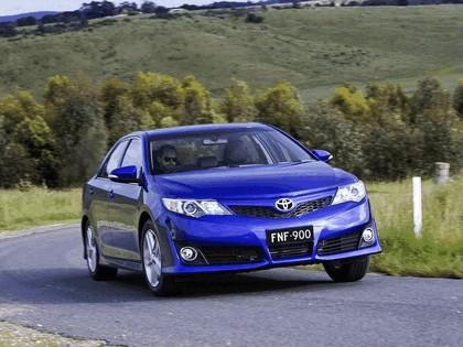 2011 Toyota Camry Atara SX 10