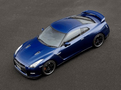 2011 Nissan GT-R ( R35 ) with Track Pack 1