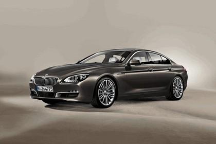 2011 BMW 6er ( F06 ) Gran Coupé 1