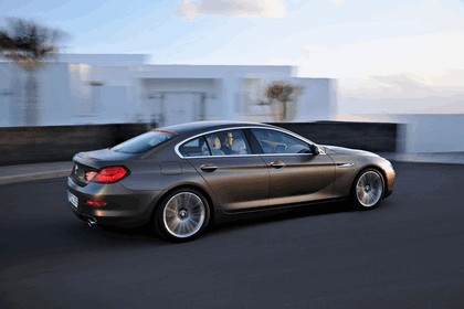 2011 BMW 6er ( F06 ) Gran Coupé 36