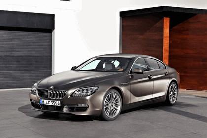 2011 BMW 6er ( F06 ) Gran Coupé 37