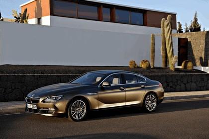 2011 BMW 6er ( F06 ) Gran Coupé 41