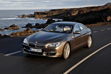 2011 BMW 6er ( F06 ) Gran Coupé 58