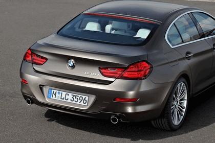 2011 BMW 6er ( F06 ) Gran Coupé 93