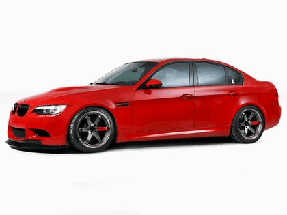 2010 BMW M3 ( E90 ) Red Death by IND Distribution 1