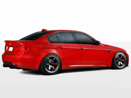 2010 BMW M3 ( E90 ) Red Death by IND Distribution 2
