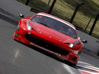 2011 Ferrari 458 Italia GT3 1