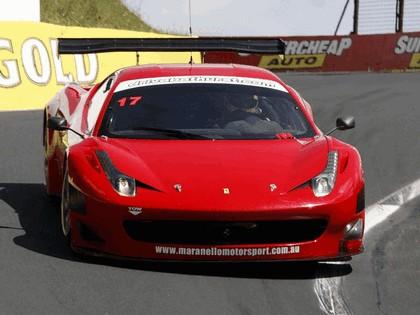 2011 Ferrari 458 Italia GT3 2