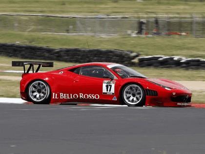 2011 Ferrari 458 Italia GT3 3