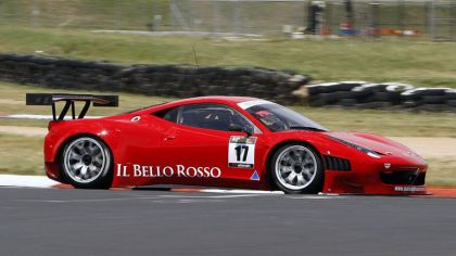 2011 Ferrari 458 Italia GT3 7