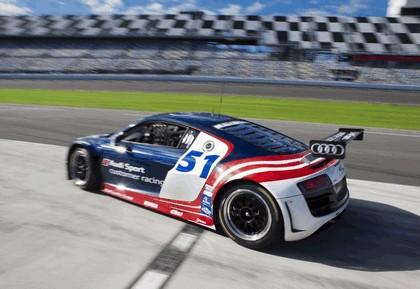 2011 Audi R8 Grand Am - test car 4