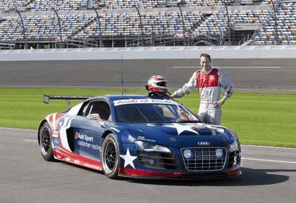 2011 Audi R8 Grand Am - test car 6