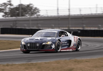 2011 Audi R8 Grand Am - test car 22