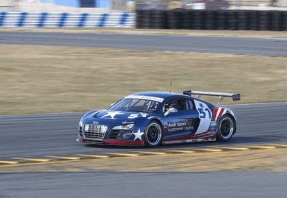 2011 Audi R8 Grand Am - test car 26
