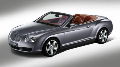 2006 Bentley Continental GTC 6