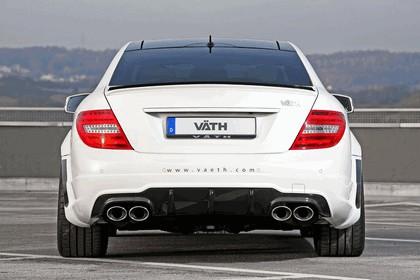 2011 Vaeth V63 Supercharged ( based on Mercedes-Benz C63 AMG coupé ) 2