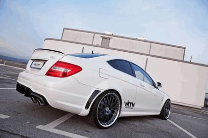 2011 Vaeth V63 Supercharged ( based on Mercedes-Benz C63 AMG coupé ) 4