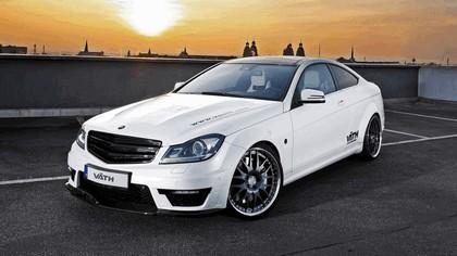 2011 Vaeth V63 Supercharged ( based on Mercedes-Benz C63 AMG coupé ) 6