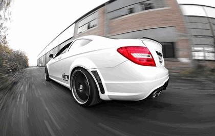 2011 Vaeth V63 Supercharged ( based on Mercedes-Benz C63 AMG coupé ) 8