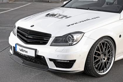 2011 Vaeth V63 Supercharged ( based on Mercedes-Benz C63 AMG coupé ) 11