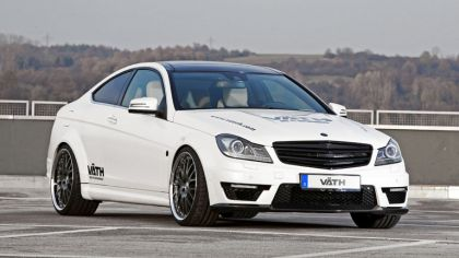 2011 Vaeth V63 Supercharged ( based on Mercedes-Benz C63 AMG coupé ) 6