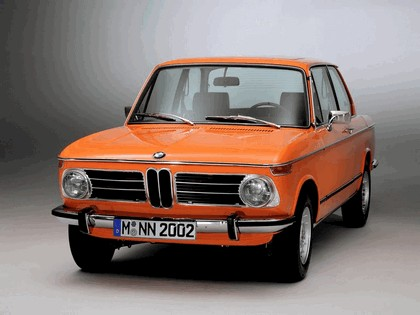 2006 BMW 2002 tii ( 40th birthday reconstructed ) 5