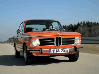 2006 BMW 2002 tii ( 40th birthday reconstructed ) 7