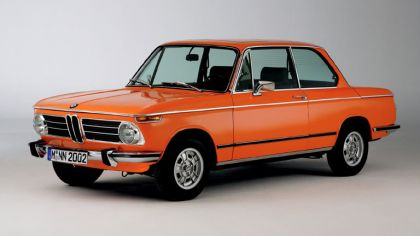 2006 BMW 2002 tii ( 40th birthday reconstructed ) 8