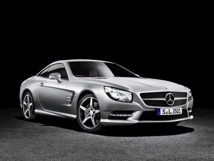2012 Mercedes-Benz SL350 ( R231 ) 1