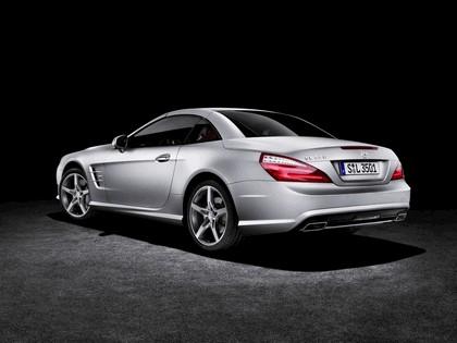 2012 Mercedes-Benz SL350 ( R231 ) 3
