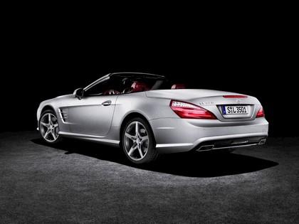 2012 Mercedes-Benz SL350 ( R231 ) 6
